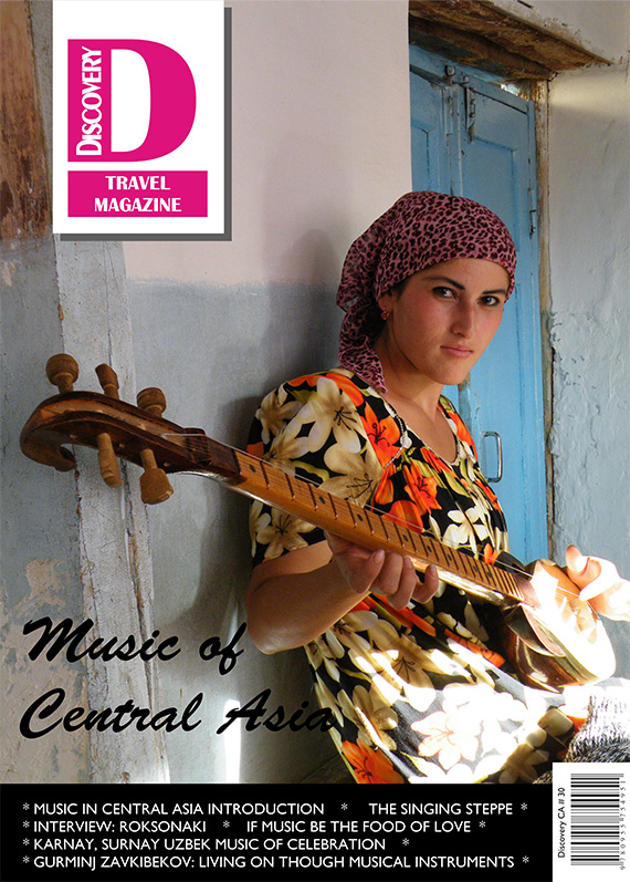 Discovery Central Asia #30 music of central asia